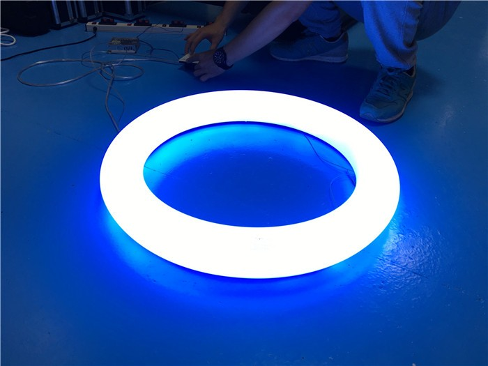New Design Mounted LED Doughnut Light LL017525M-25W