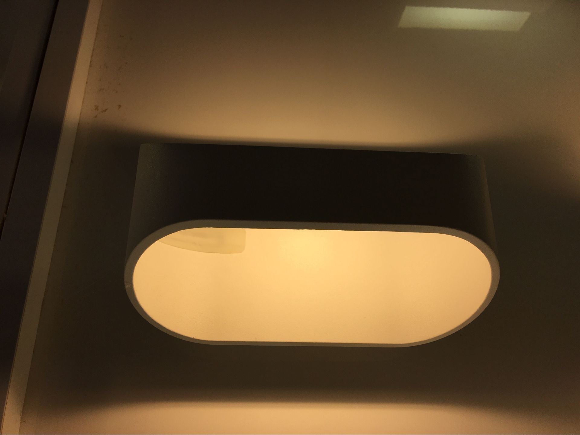 Global concept led wall surface mounted led wall light