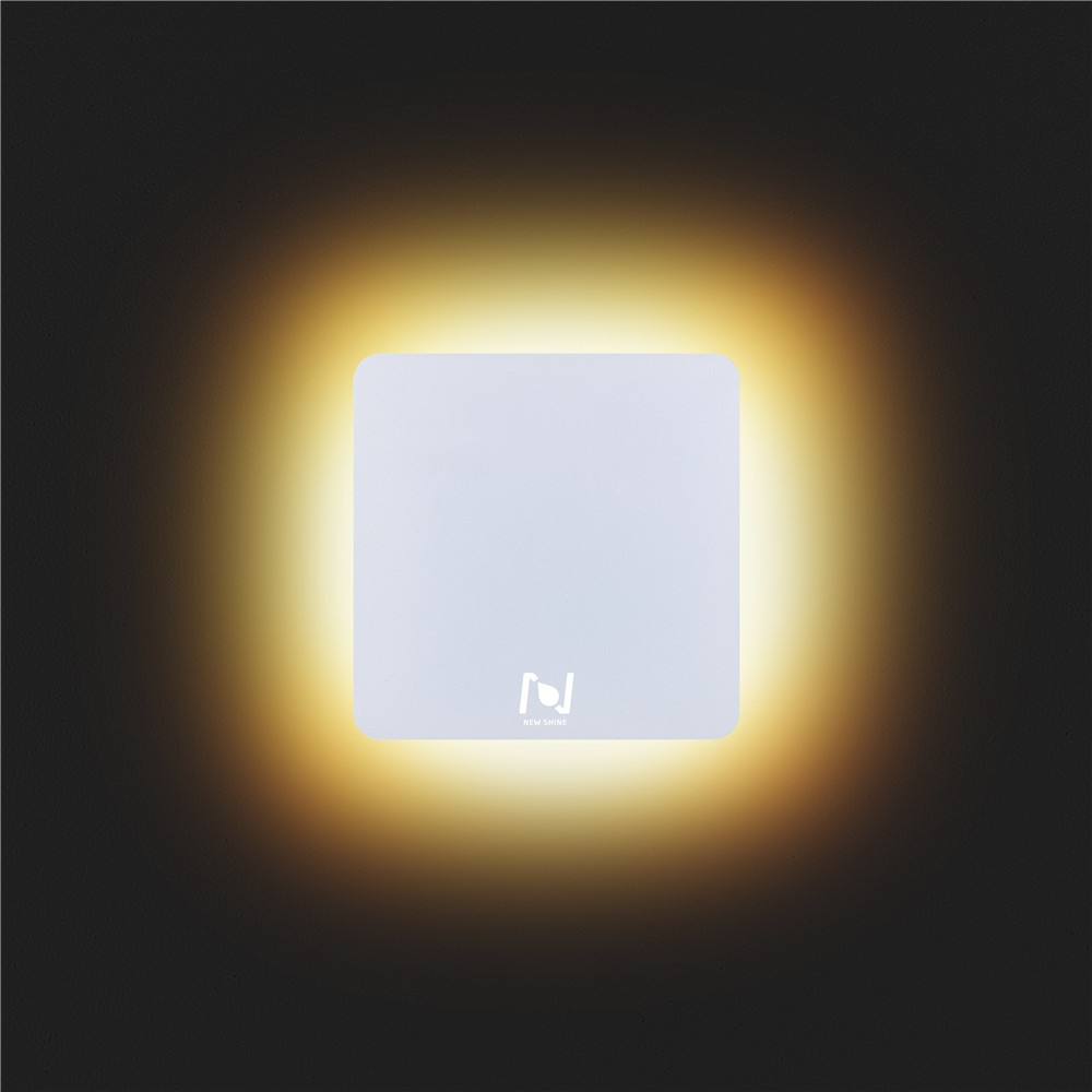 Good quality creative design surface mounted project 18w led wall light LL030818