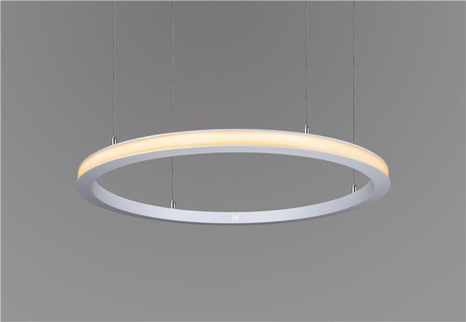 Office decorative led outer emitting circle light LL0126S-70W