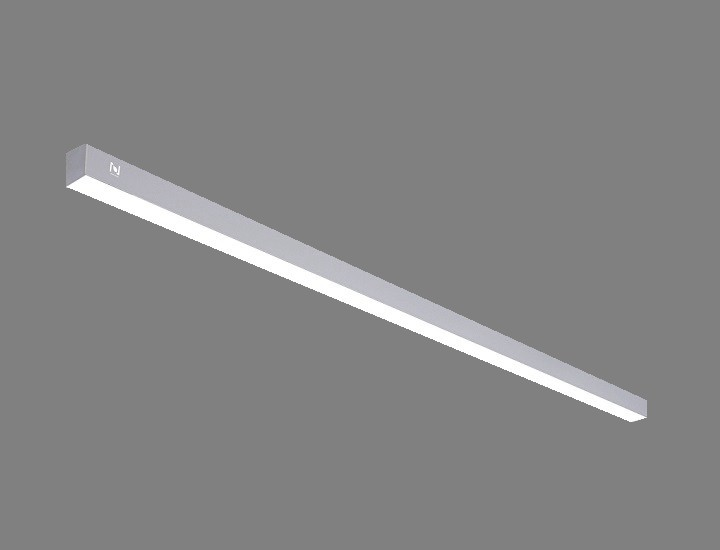Modern commercial LED architectural linear light LL0135RM-2400