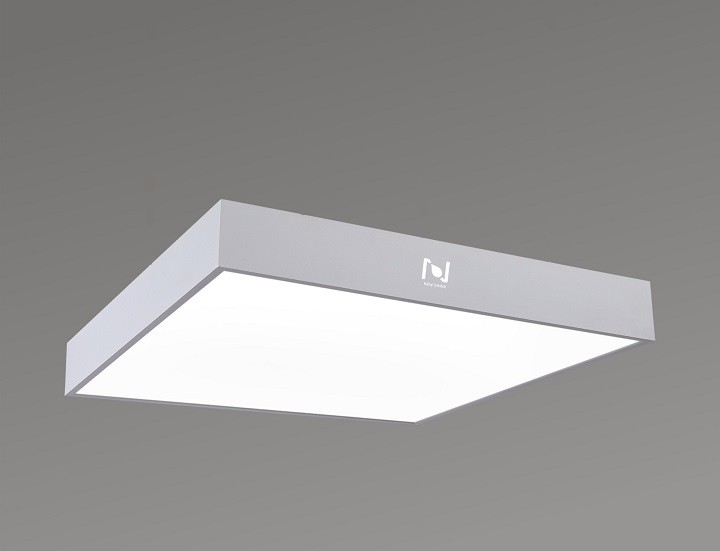 square surface mounted ceiling light LL0185M-25W