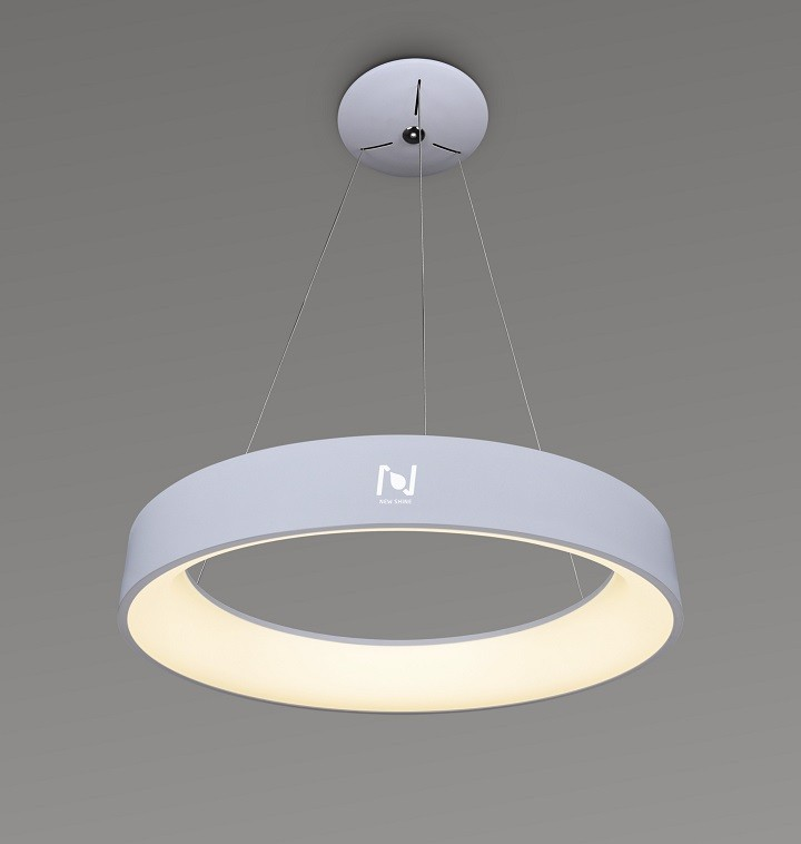 GOOD QUALITY SUSPENDED DECORATIVE LED LIGHT LL0201S-50W