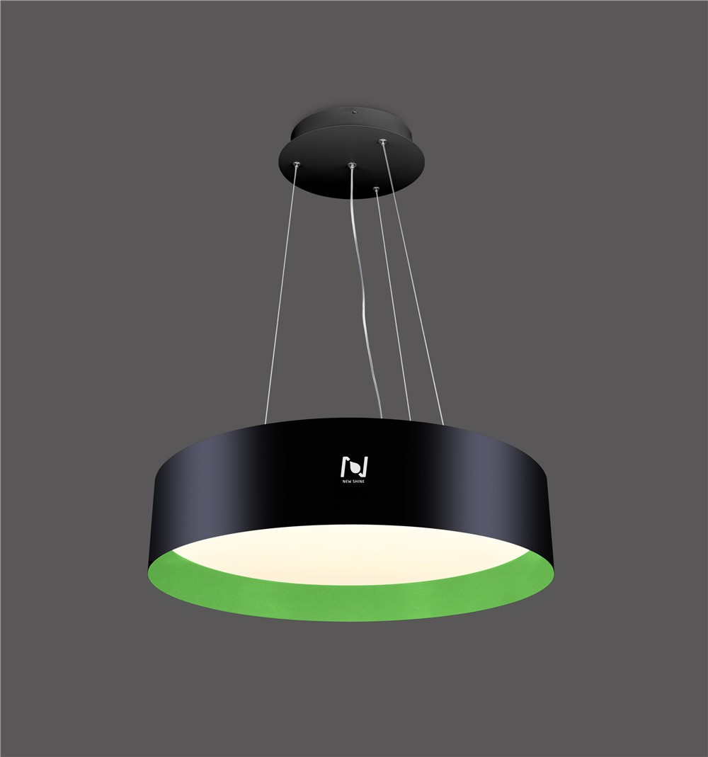 Hot Sale LED Suspended Rainbow Light Architectural Lighting LL0118S-90W