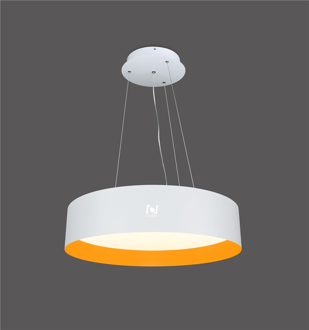 LED suspended lights architectural rainbow light LL0118S-180W