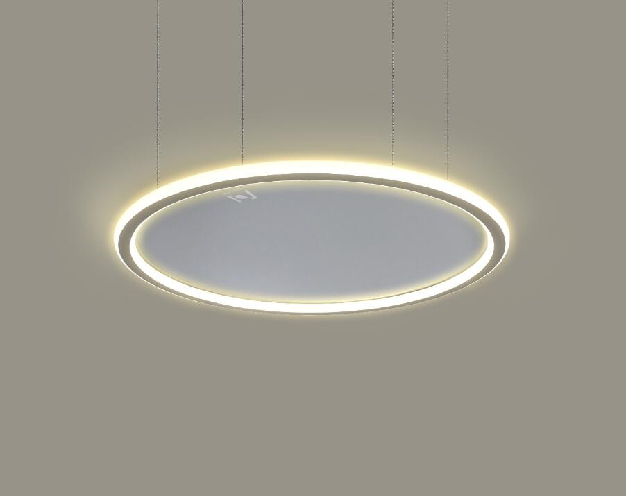 LED architectural lighting solutions slim ceiling light LL0213AS-100W