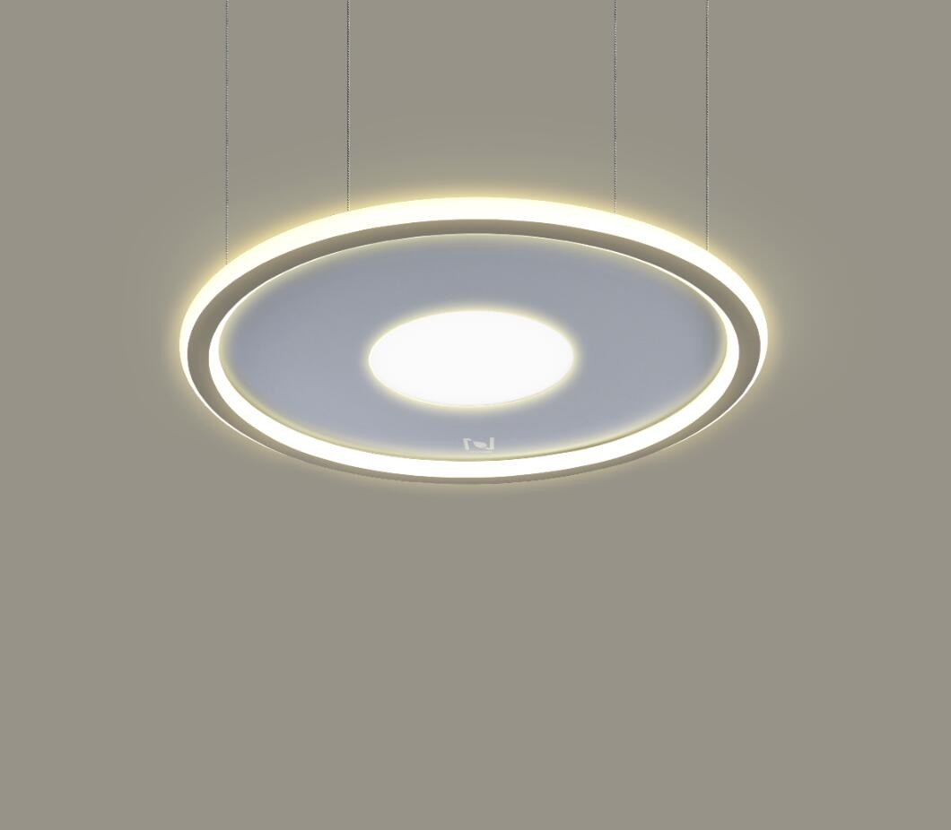Suspened Cloud Series led ceiling lights architectural lighting LL0213BS-40W