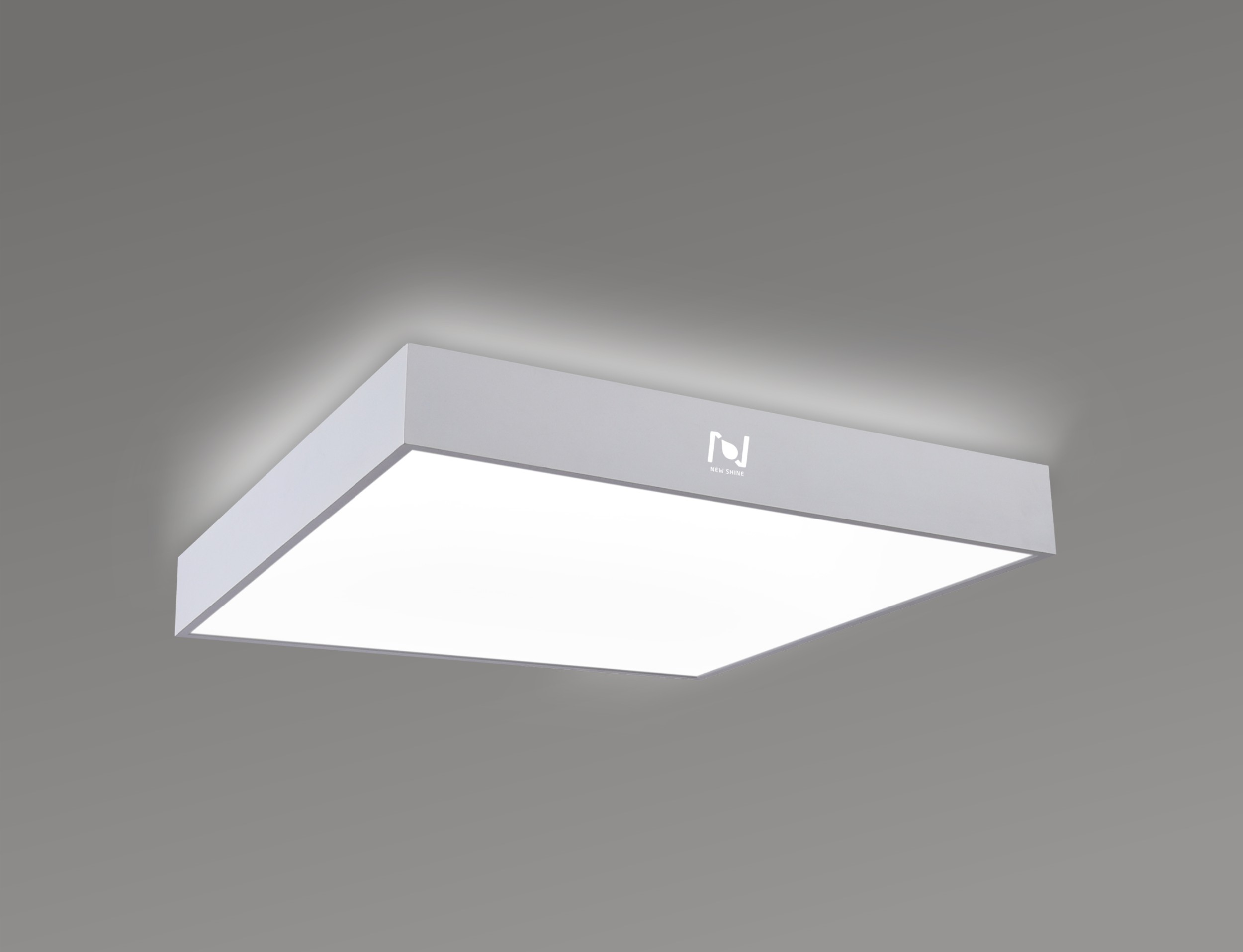 up and down square ceiling light commercial lighting LL0185UDM-220W