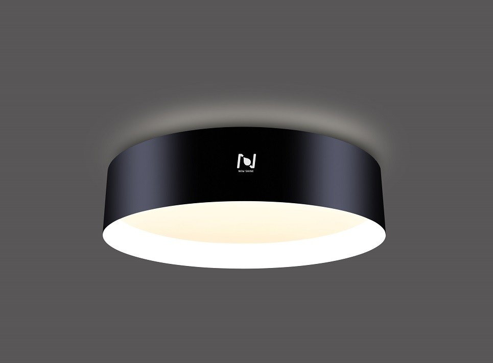 Up&down Surface Mounted Round LED Rainbow Architectural Lighting LL0118UDM-120W