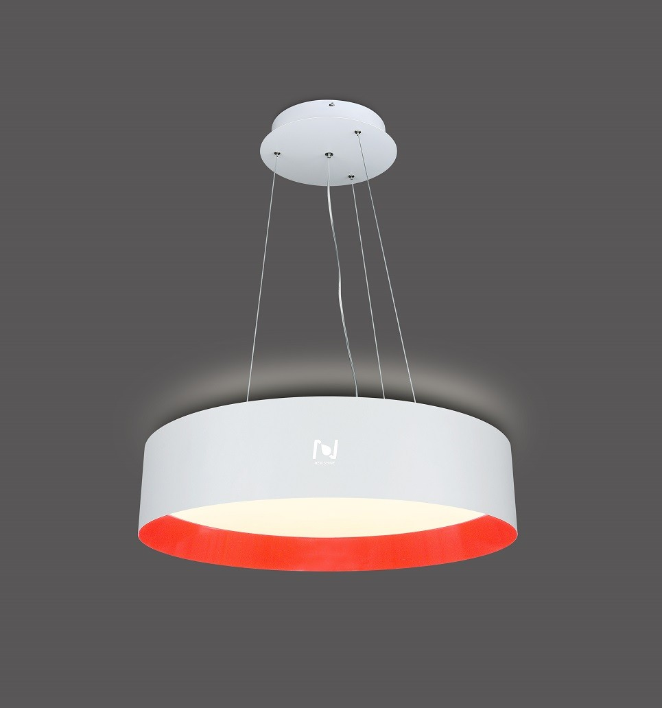 Suspended Up and Down Emitting LED Rainbow Architectural Lighting LL0118UDS-220W