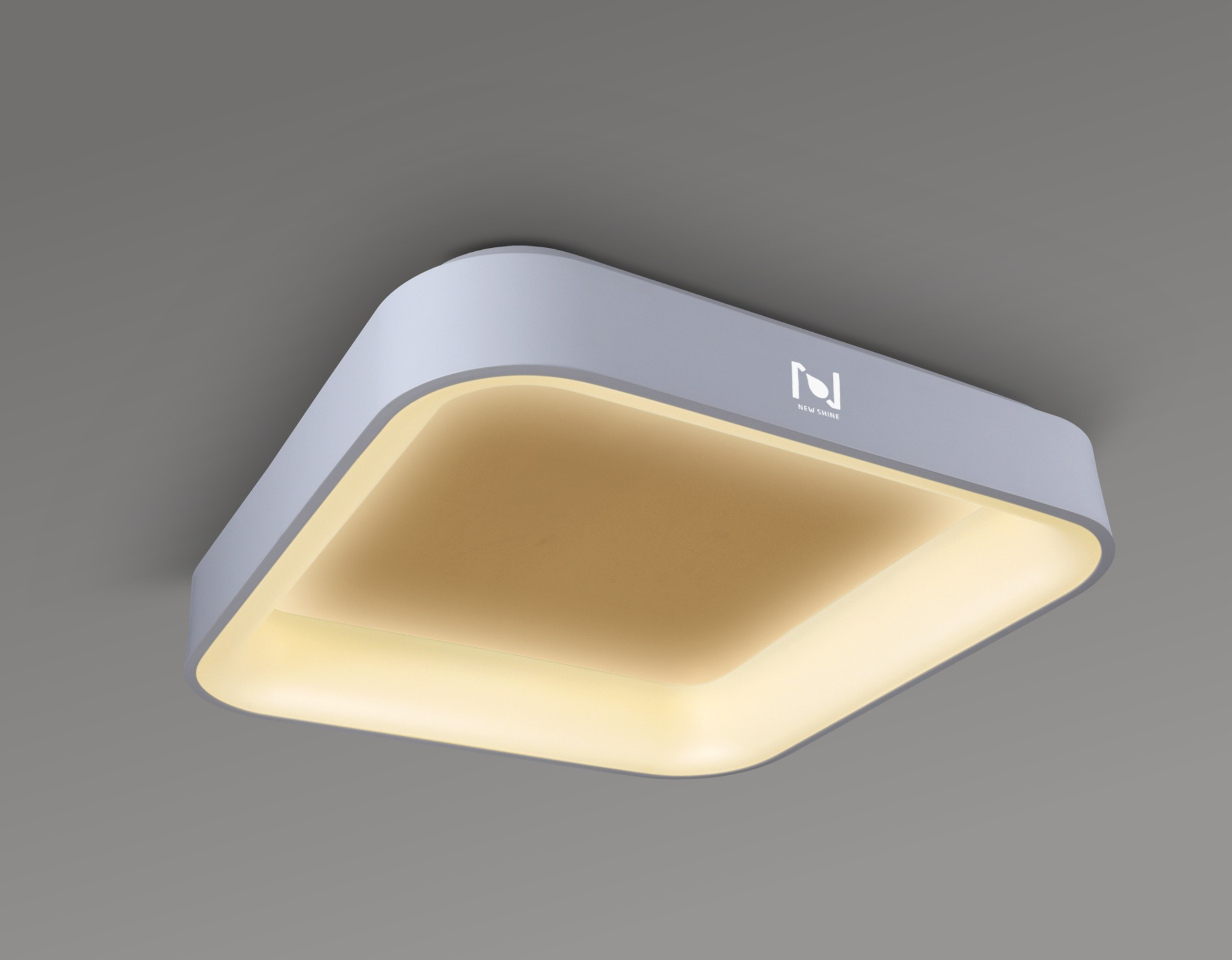MOUNTED DECORATIVE SQUARE LED LIGHT LL0202M-50W