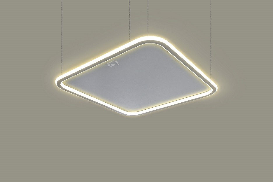 Cloud pendant slim light architectural lighting manufacturers LL0214AS-50W