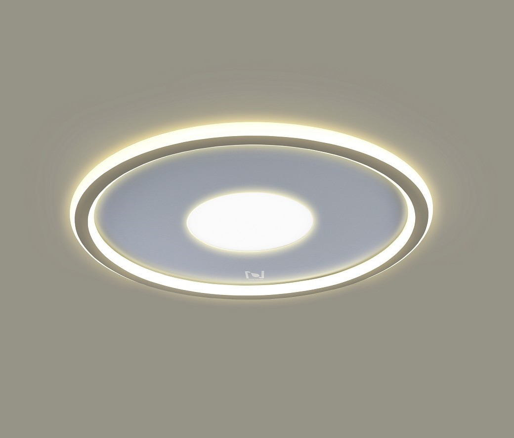 Cloud slim round lights architectural lighting solutions LL0213BS-60W