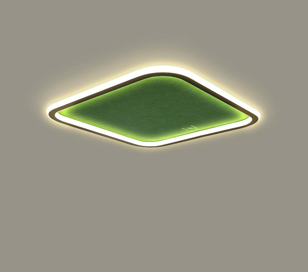 Acoustic surface mounted architectural lighting LL0214AMAC-100W