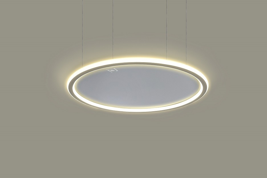 LED Cloud Series suspended architectural lighting ceiling lights LL0213AS-32W