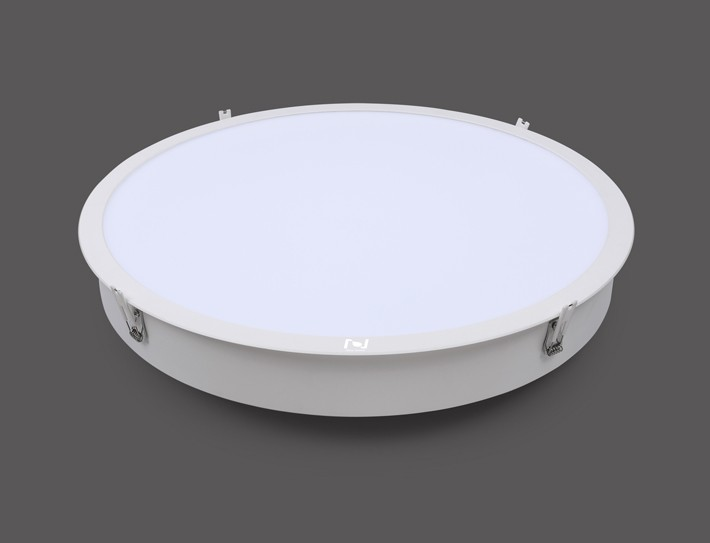 Popular slim LED recessed Moon light LL0112180R-180W