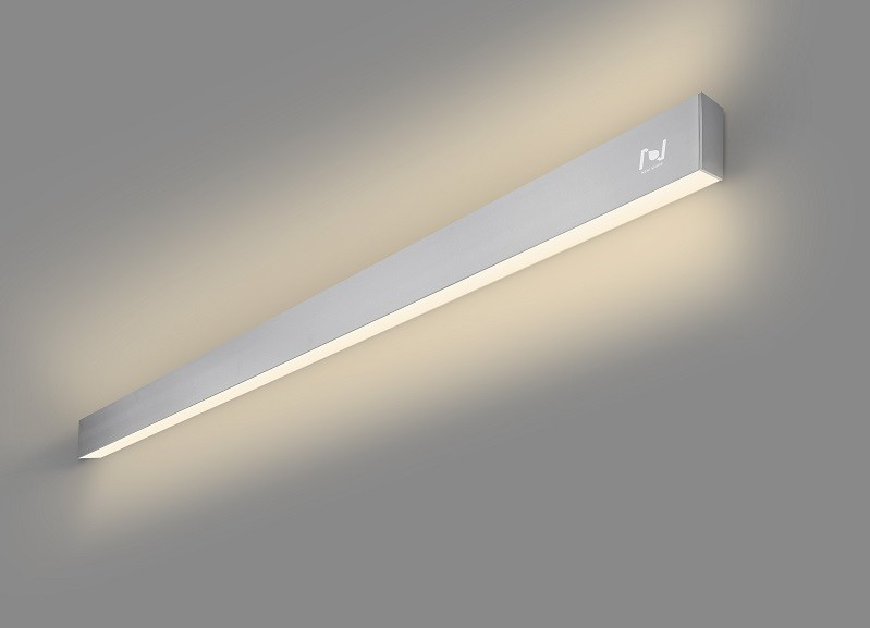 Led d mounted up and down Lighting  linear lights LL0124W-1200