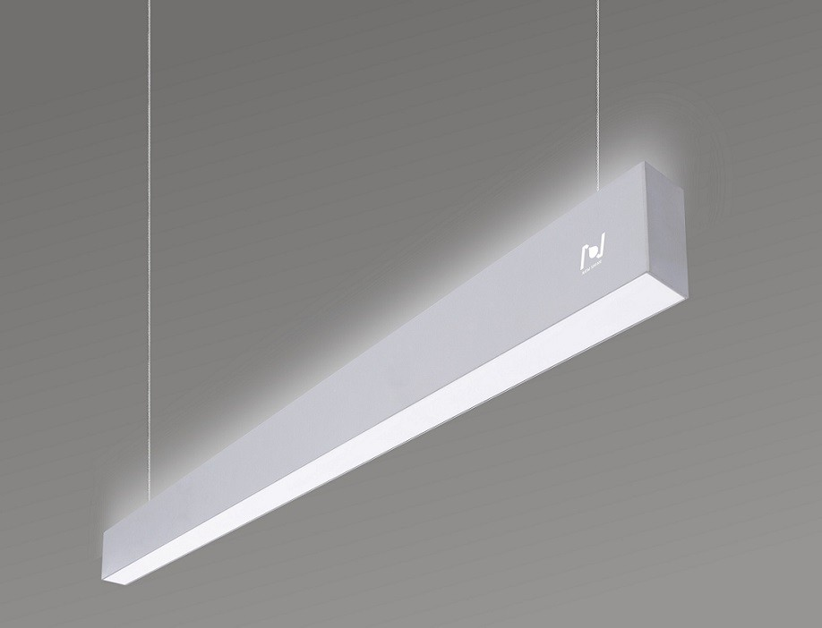 Indoor suspended up and down emitting linear light  LL0124S-2400