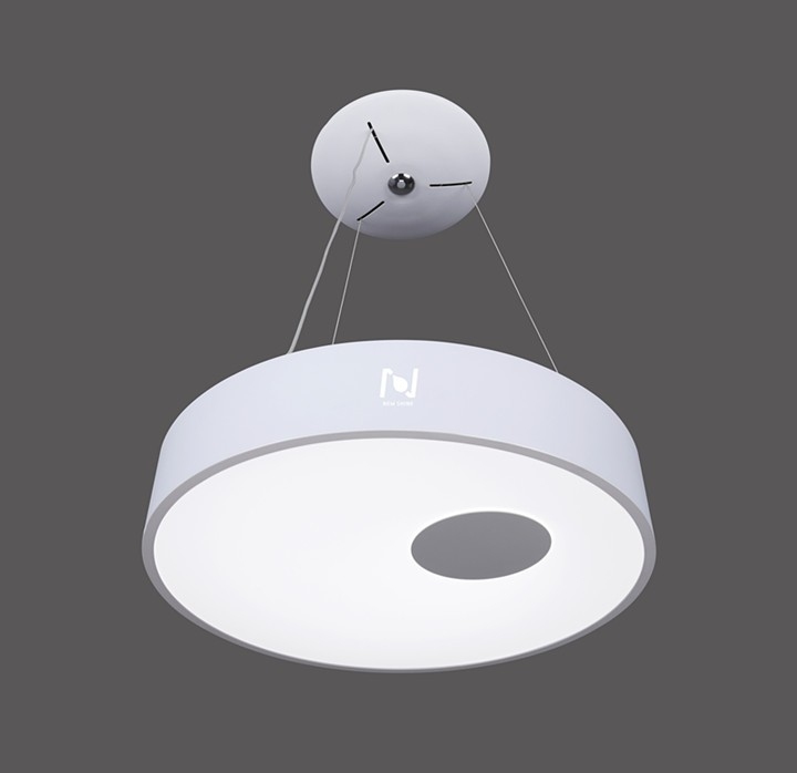 LED round pendant light eclipse design LL020636S-36W