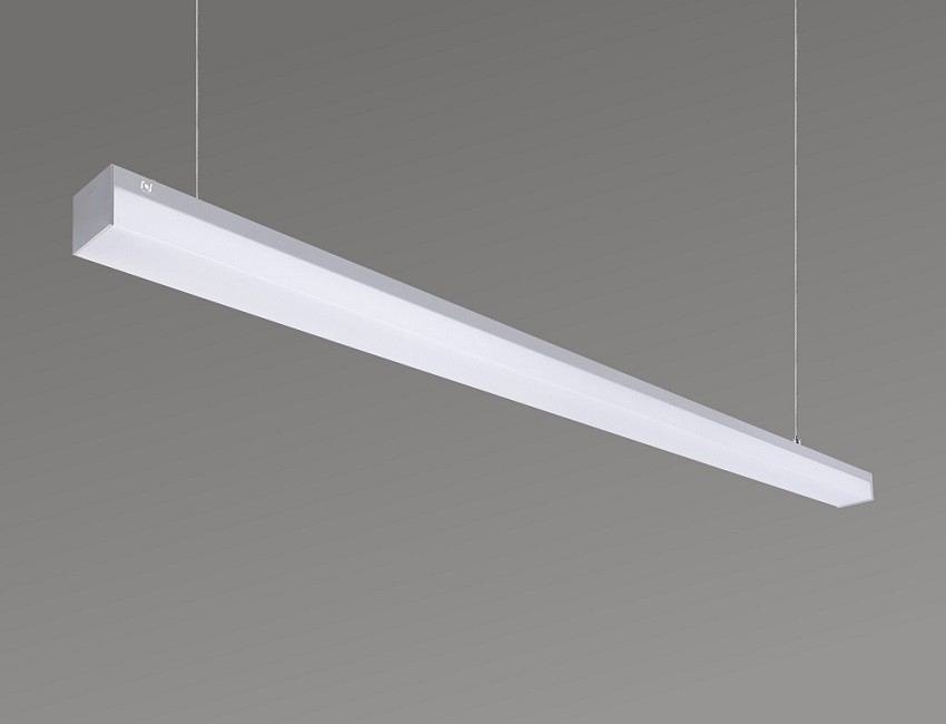 Pendant linear lights for shop office LL0140RS-1500