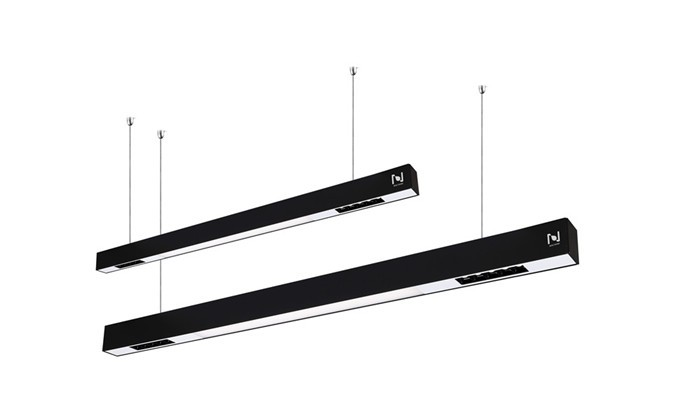 Suspended and mounted office linear lights LL0108S-1500