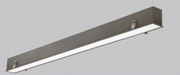 Recessed led linear light LL0105R-1500