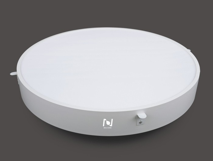 Trimless LED recessed ceiling light round moon light LL0112TR-40W