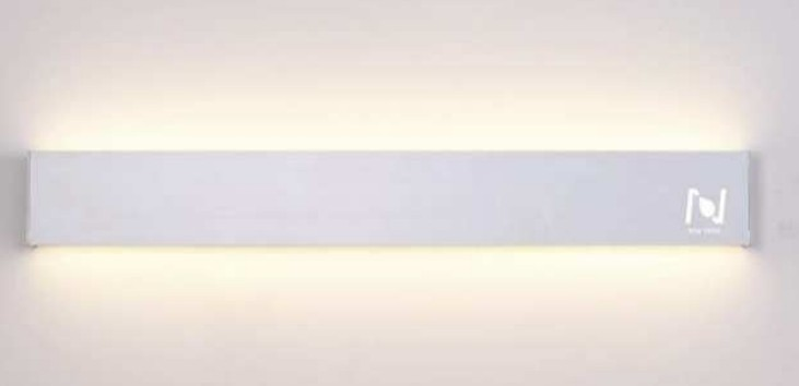 Mounted Linear Lights Up And