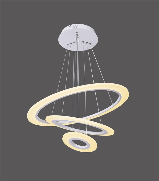 Decorative Lighting led ring light pendants LL0211S-30W