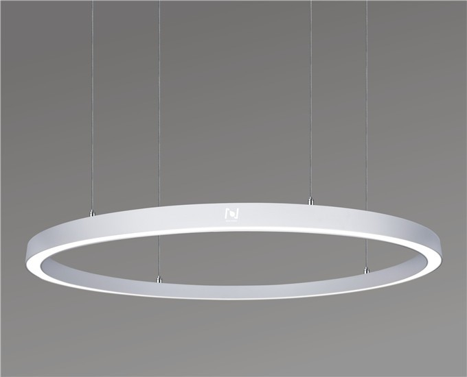 LED architectural lighting Circle Pendant Light LL0113S-120W