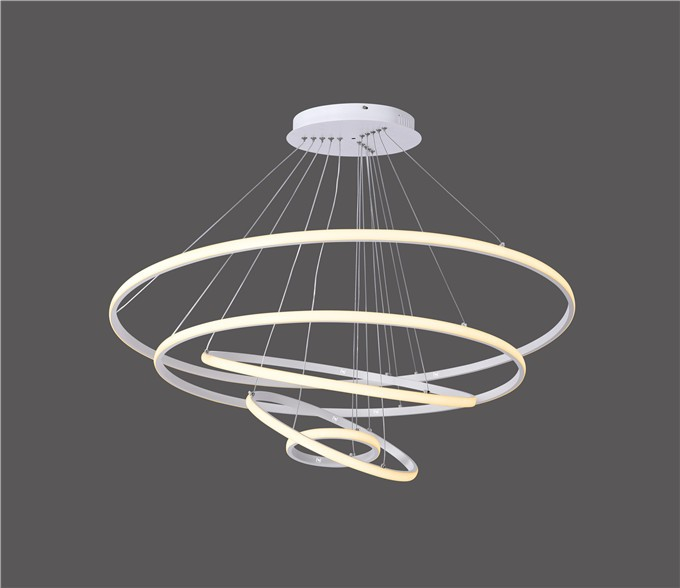 Decorative lighting circle light (outer emitting) LL0208S-80W