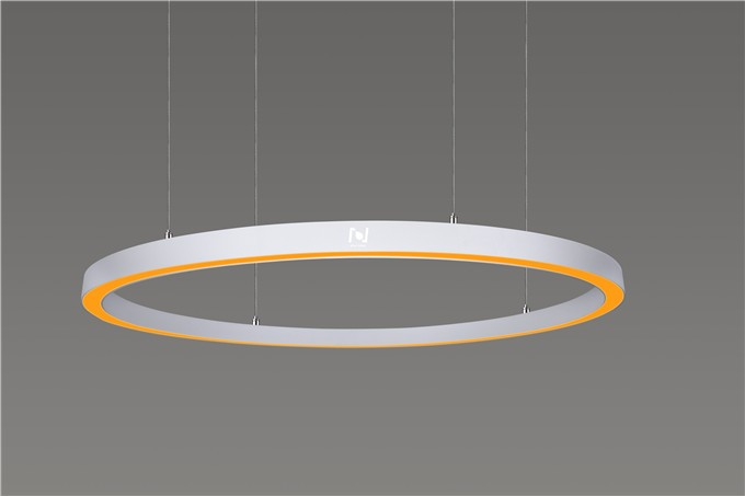 led architectural lighting RGBW ring led round circle light LL0113S-280W-RGBW
