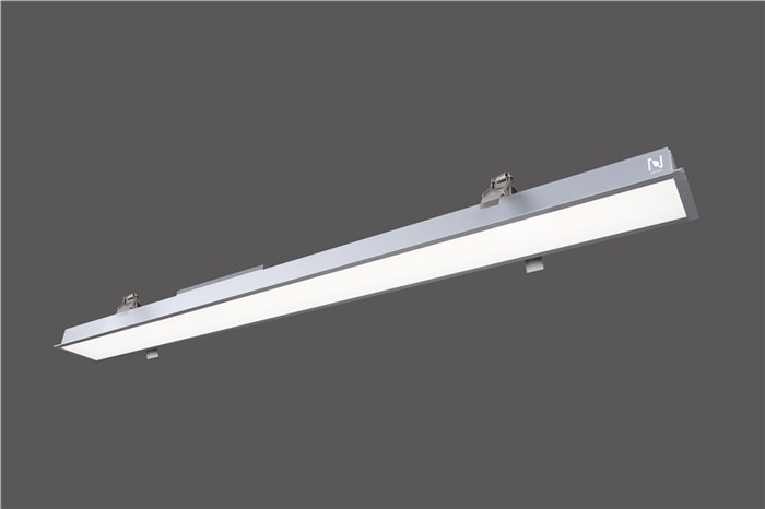 Aluminum profile LED recessed linear lights LL0148R-1500