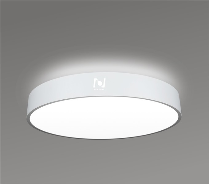 Architectural lighting manufacturer mounted round ceiling lighting LL0112UDM-80W