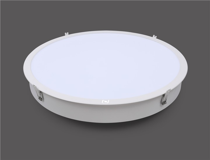 LED architectural lighting recessed Moon lights LL0112R-25W