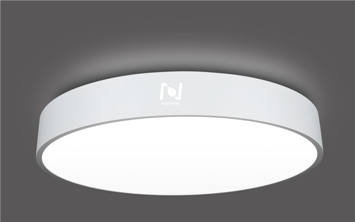 Surface mounted round ceiling lighting LL011250MUD-50W